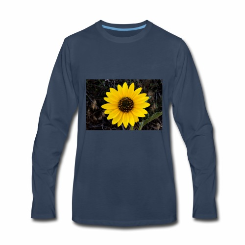 sunflower - Men's Premium Long Sleeve T-Shirt