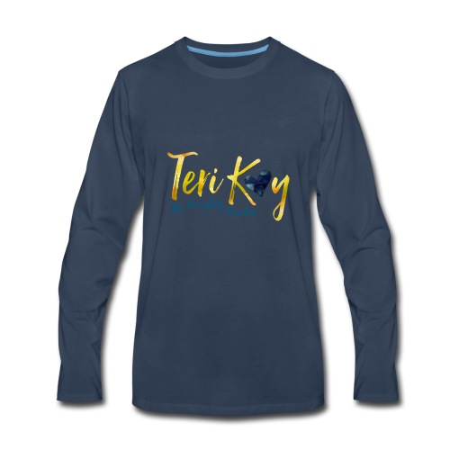 TERI KAY - Men's Premium Long Sleeve T-Shirt