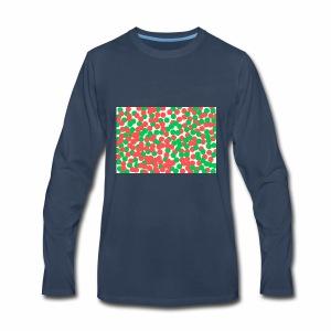 bright - Men's Premium Long Sleeve T-Shirt