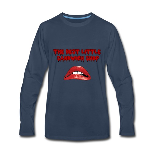 TBLSS 11 - Men's Premium Long Sleeve T-Shirt