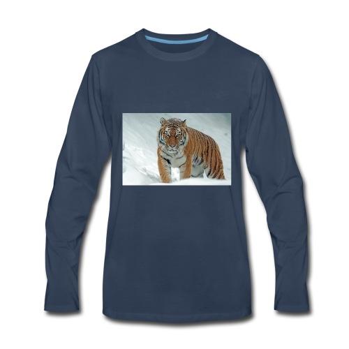 angry animal big 302304 - Men's Premium Long Sleeve T-Shirt