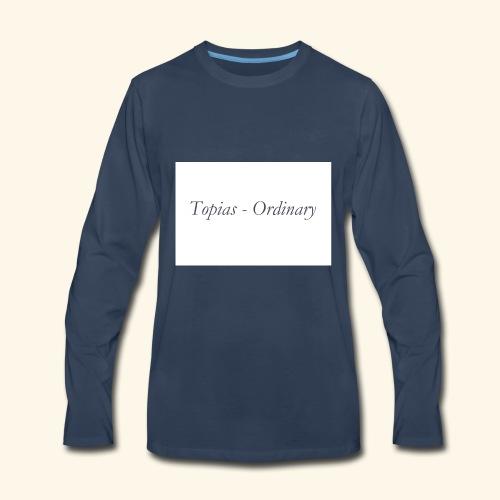 Ordinary - Men's Premium Long Sleeve T-Shirt