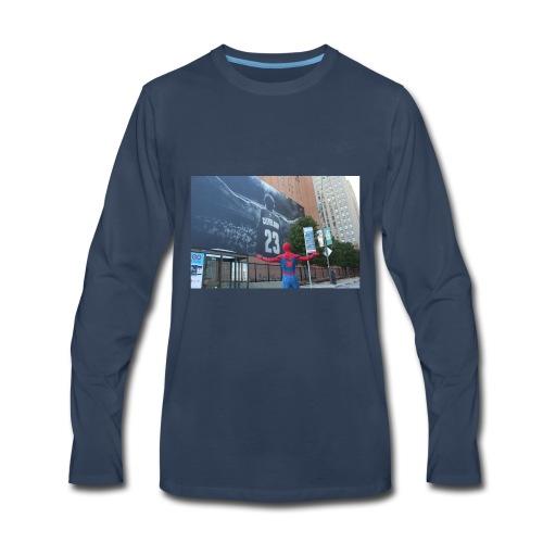 08F82E48 9C6F 4A56 B728 8F6AA590F0EA - Men's Premium Long Sleeve T-Shirt