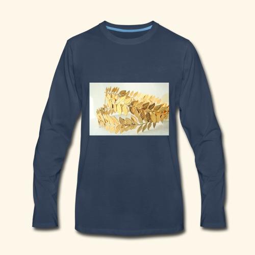 greek2 - Men's Premium Long Sleeve T-Shirt