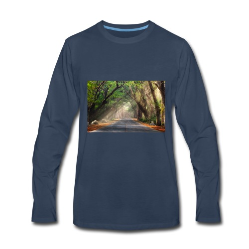 Summer ride - Men's Premium Long Sleeve T-Shirt