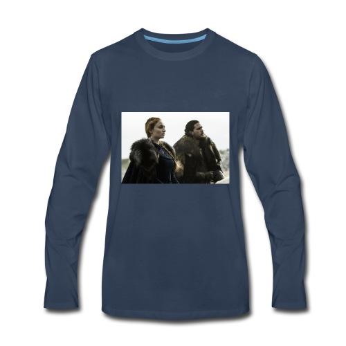 Game Of Throns - Men's Premium Long Sleeve T-Shirt