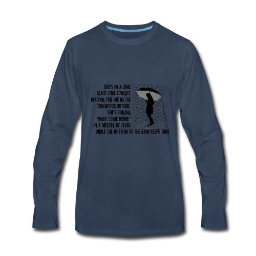 FOB Jet Pack Blues - Men's Premium Long Sleeve T-Shirt