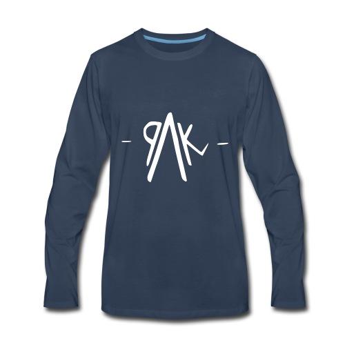 pakpakpakwhite - Men's Premium Long Sleeve T-Shirt