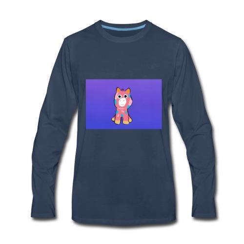 The Preston Show Unicorn - Men's Premium Long Sleeve T-Shirt