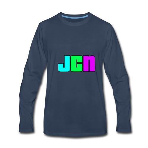 JCN Shirt Mens - Men's Premium Long Sleeve T-Shirt
