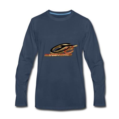TOE LOGO - Men's Premium Long Sleeve T-Shirt