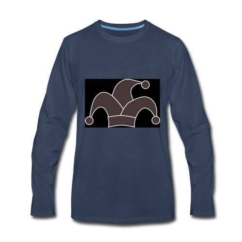 MaxPaul Icon - Men's Premium Long Sleeve T-Shirt