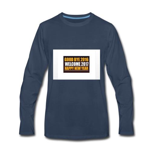2017 - Men's Premium Long Sleeve T-Shirt