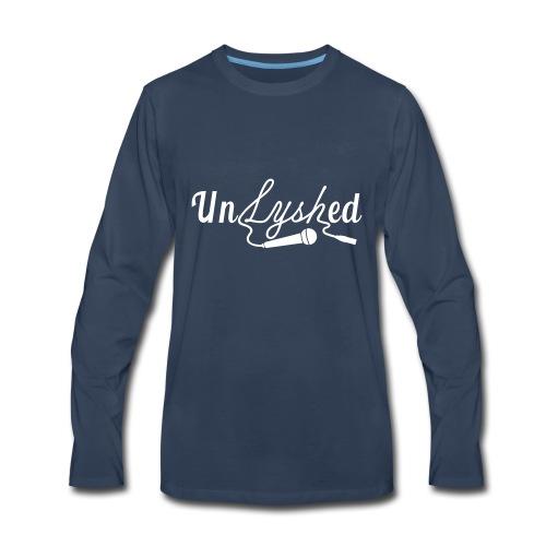Custom Color - Men's Premium Long Sleeve T-Shirt