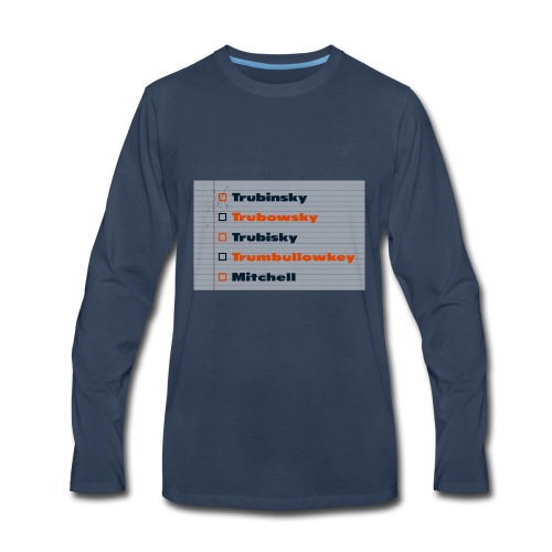 MultipleChoice 2 - Men's Premium Long Sleeve T-Shirt