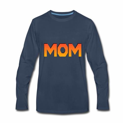 Just Mom - Men's Premium Long Sleeve T-Shirt