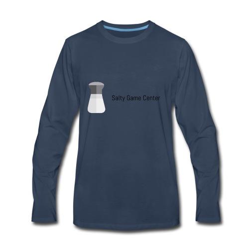 SGC LOGO SHIRT - Men's Premium Long Sleeve T-Shirt