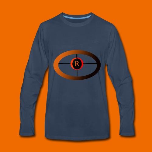 Reckoning - Men's Premium Long Sleeve T-Shirt