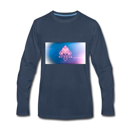operation outbreak merch - Men's Premium Long Sleeve T-Shirt
