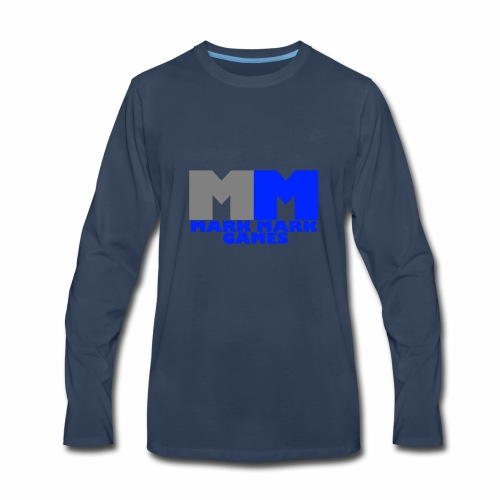 Mark Mark Games - Men's Premium Long Sleeve T-Shirt