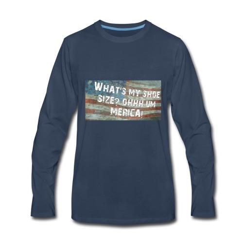 20180709 012950 - Men's Premium Long Sleeve T-Shirt