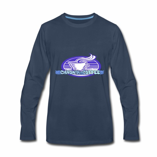 steem style - Men's Premium Long Sleeve T-Shirt