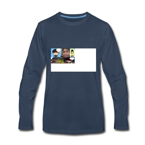 dab - Men's Premium Long Sleeve T-Shirt