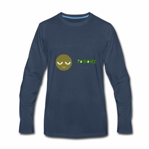 Screen Shot 2018 06 04 at 3 48 52 PM - Men's Premium Long Sleeve T-Shirt
