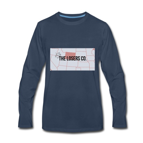 The Loser Co. 7King - Men's Premium Long Sleeve T-Shirt
