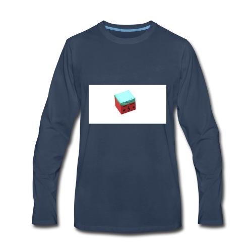 cubeboy - Men's Premium Long Sleeve T-Shirt
