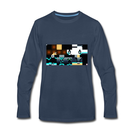 Dantdm - Men's Premium Long Sleeve T-Shirt