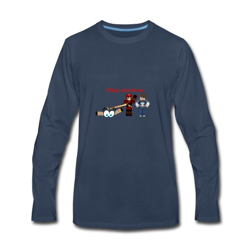 StopLetzoAbuse - Men's Premium Long Sleeve T-Shirt
