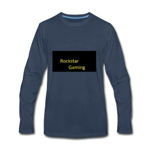Rockstar Gaming - Men's Premium Long Sleeve T-Shirt