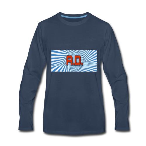 1528659640444 - Men's Premium Long Sleeve T-Shirt
