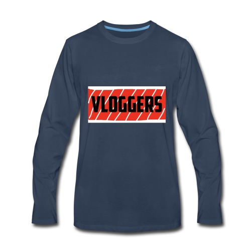 Vloggers - Men's Premium Long Sleeve T-Shirt