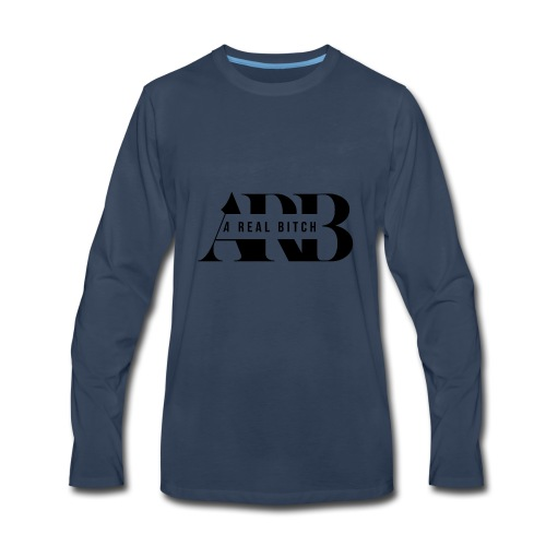 ARB Black - Men's Premium Long Sleeve T-Shirt