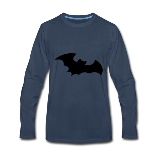 bat - Men's Premium Long Sleeve T-Shirt