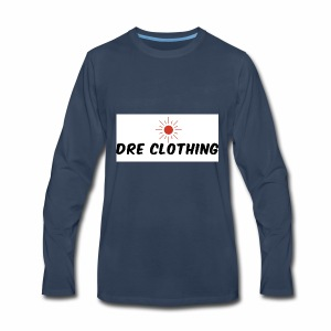 Dre - Men's Premium Long Sleeve T-Shirt