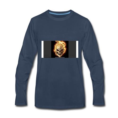063FE2D1 64EA 4D90 AFD0 4C070797E5EE - Men's Premium Long Sleeve T-Shirt