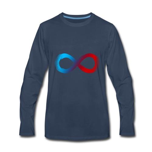 Infinite Gaming - Men's Premium Long Sleeve T-Shirt