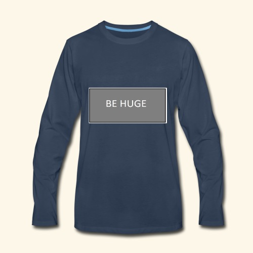 HOGE - Men's Premium Long Sleeve T-Shirt