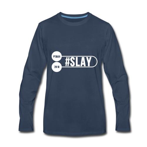 PTown Phallus - Men's Premium Long Sleeve T-Shirt