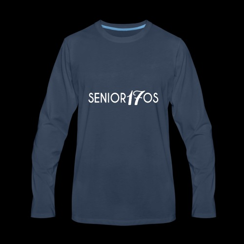 Senior17os - Men's Premium Long Sleeve T-Shirt
