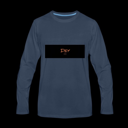 2018 - Men's Premium Long Sleeve T-Shirt