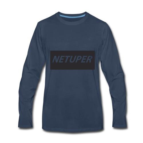Netuper - Men's Premium Long Sleeve T-Shirt
