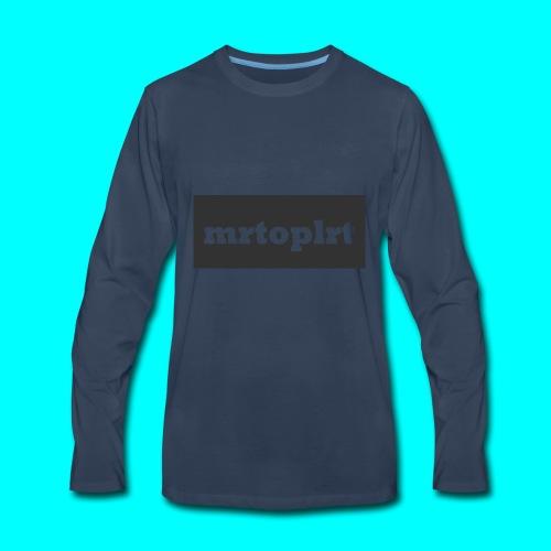 MRTOPLRTshirt - Men's Premium Long Sleeve T-Shirt