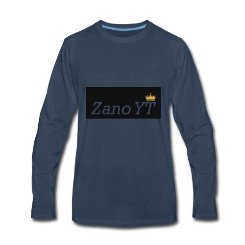 Shirt Logo - Men's Premium Long Sleeve T-Shirt