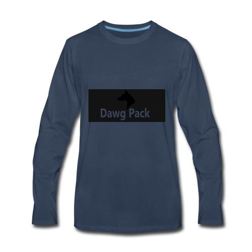 Dawg pack merch - Men's Premium Long Sleeve T-Shirt