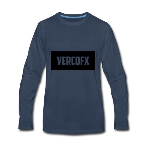 VercoFX merch/logo - Men's Premium Long Sleeve T-Shirt