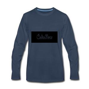 Codex Logo - Men's Premium Long Sleeve T-Shirt
